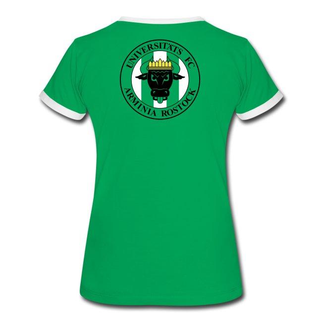 UFC T-Shirt Frauen - Logo Rücken