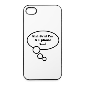 I Phone 5? - iPhone 4/4s Hard Case