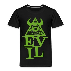 Illuminati - EVIL - Kids' Premium T-Shirt