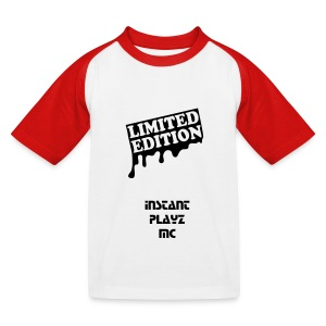 kids instantminerz baseball T-shirt - Kids' Baseball T-Shirt