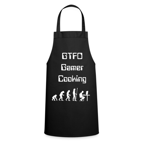 Cooking with a Gamer - Cooking Apron