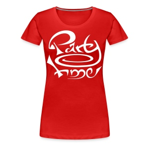 Tshirt Col Rond Women Original One White - T-shirt Premium Femme