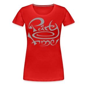 Tshirt Col Rond Women Original One Multifacettes - T-shirt Premium Femme