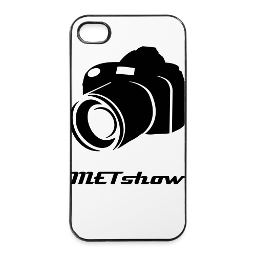 iPhone Hülle 4/4s METshow - iPhone 4/4s Hard Case