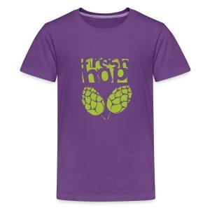 Fresh Hop Hombre - Camiseta premium adolescente