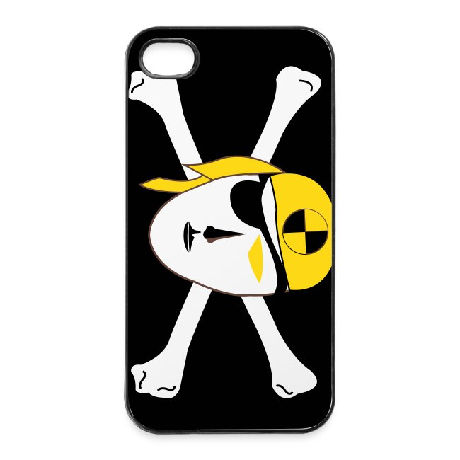 Coque  iPhone 4/4s James Pirate