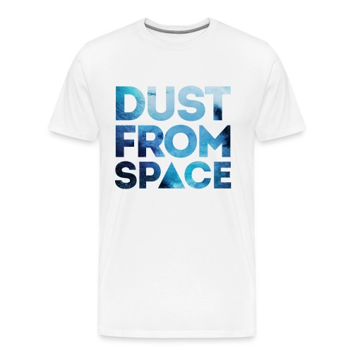 Dust From Space T-shirt - Männer Premium T-Shirt