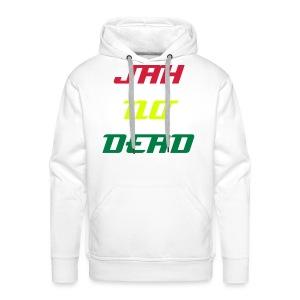 Sweat Capuche Men Jah No Dead - Sweat-shirt à capuche Premium pour hommes