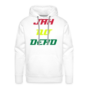 Sweat Capuche Men Jah No Dead - Sweat-shirt à capuche Premium pour hommes