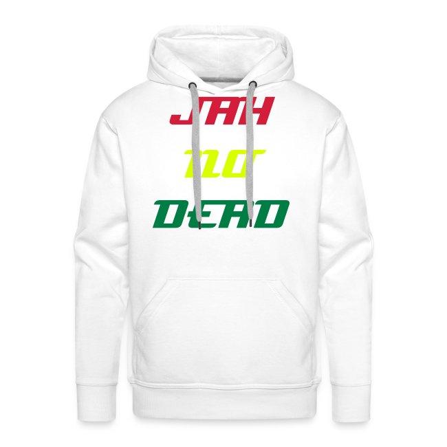 Sweat Capuche Men Jah No Dead