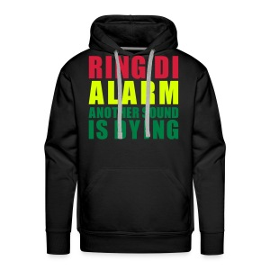 Sweat Capuche Men Ring Di Alarm - Sweat-shirt à capuche Premium pour hommes