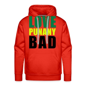 Sweat Capuche Men Love Punany Bad - Sweat-shirt à capuche Premium pour hommes