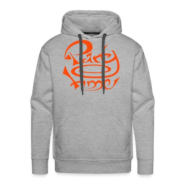Sweat Capuche Men Original One Orange