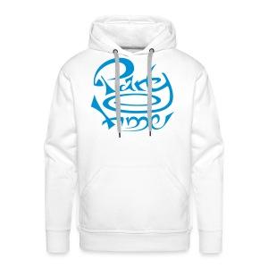 Sweat Capuche Men Original One Blue - Sweat-shirt à capuche Premium pour hommes