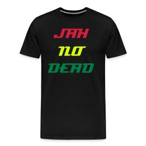 Tshirt MC Men Jah No Dead - T-shirt Premium Homme