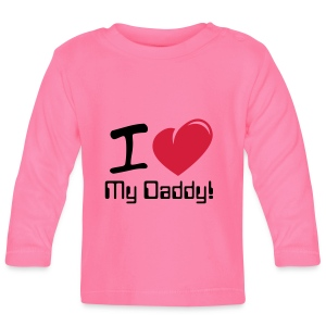 I  - Baby Long Sleeve T-Shirt
