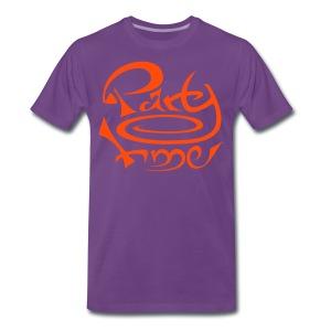Tshirt MC Men Original One Orange - T-shirt Premium Homme