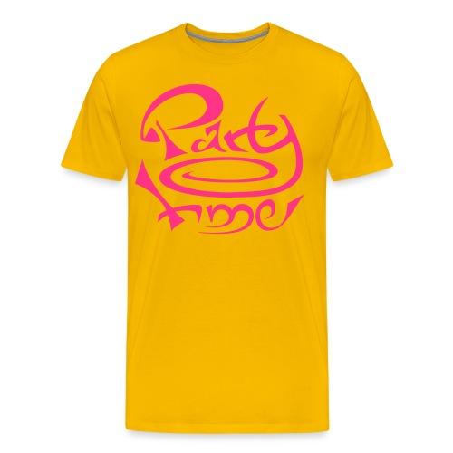 Tshirt MC Men Original One Pink - T-shirt Premium Homme