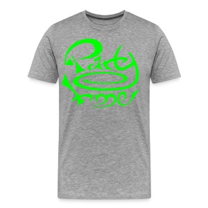 Tshirt MC Men Original One Green - T-shirt Premium Homme