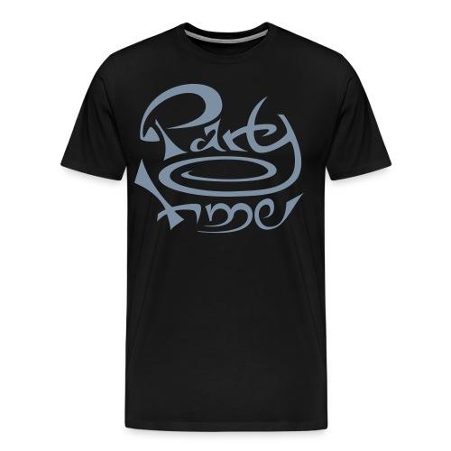 Tshirt MC Men Original One Argent - T-shirt Premium Homme