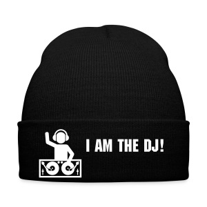I am the DJ! - Winter Hat