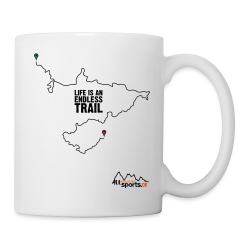 Tasse Life is an endless trail - Tasse