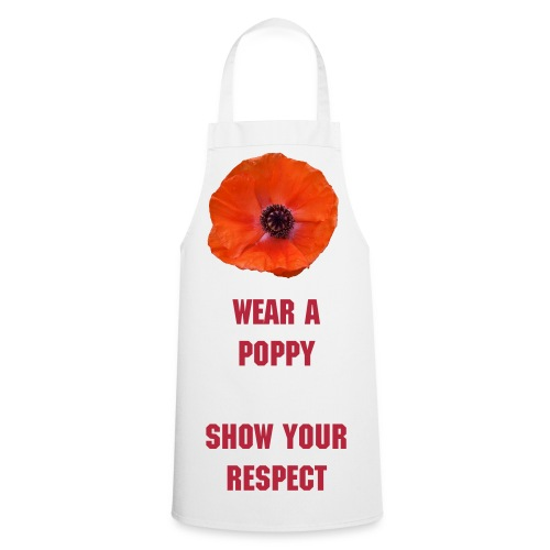 Poppy Appon - Cooking Apron