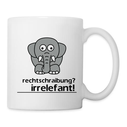 Userwunsch | Tasse | Motiv: Irrelefant (klassisch) - Tasse