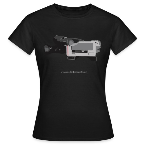Vintage camera collection DXC-3000 - Camiseta mujer