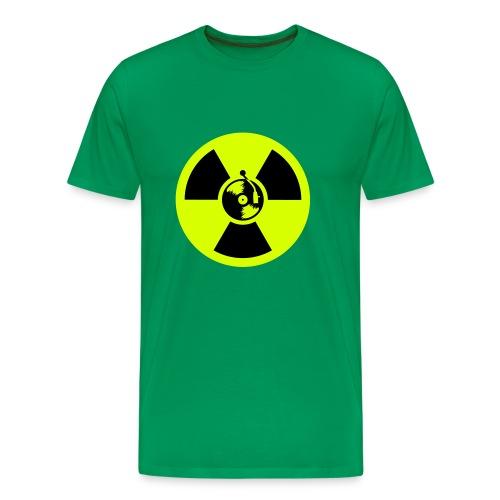 T-shirt homme Radio Actif | T-shirts DJ  - T-shirt Premium Homme