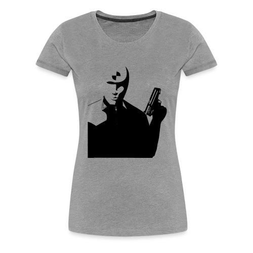 T-Shirt Femme Qualité James005 - T-shirt Premium Femme