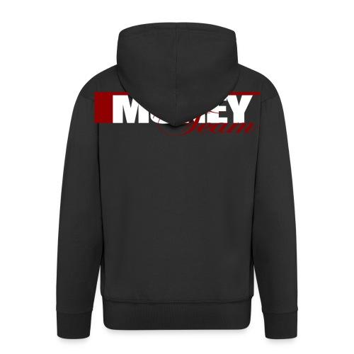 Money Team - Männer Premium Kapuzenjacke