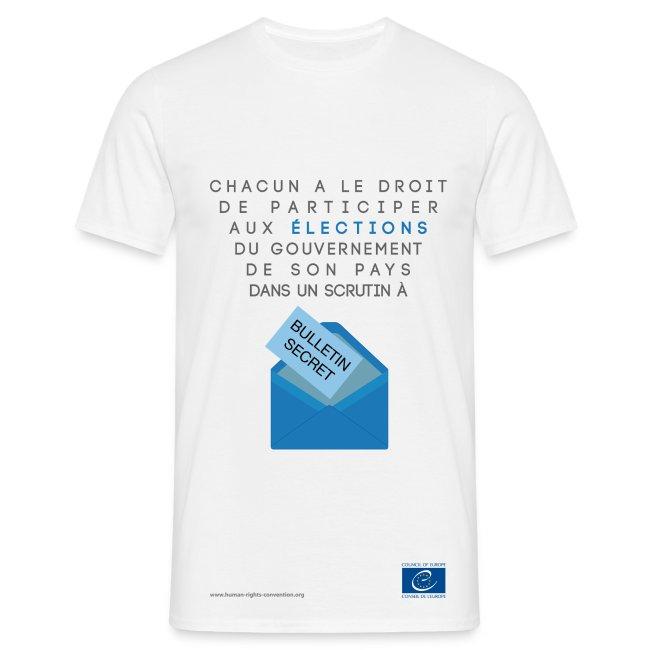 Droit à des élections libres
