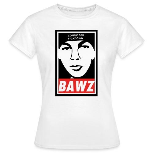 Bawz Shirt Girls - Vrouwen T-shirt