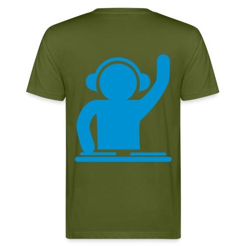 dj - Ekologisk T-shirt herr