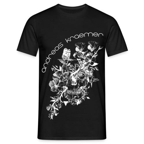 Andreas Kraemer Skull shirt - Men's T-Shirt