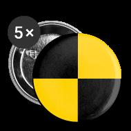 Badges ~ Badge petit 25 mm ~ Bouton Cobayes
