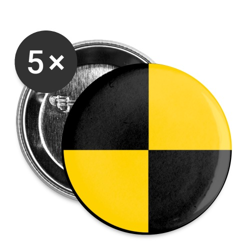 Bouton Cobayes - Badge petit 25 mm