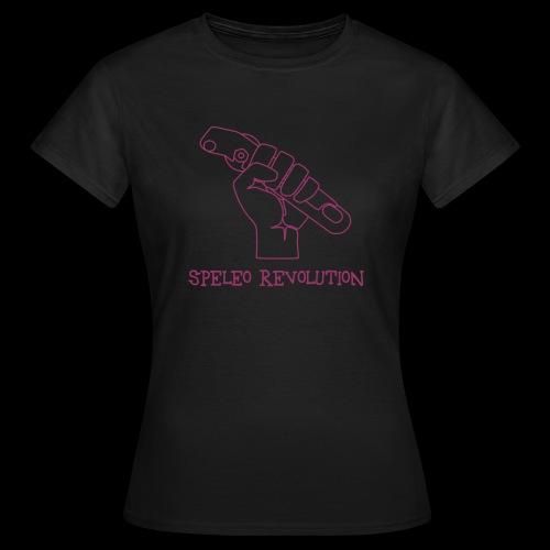 Speleo revolution - Maglietta da donna