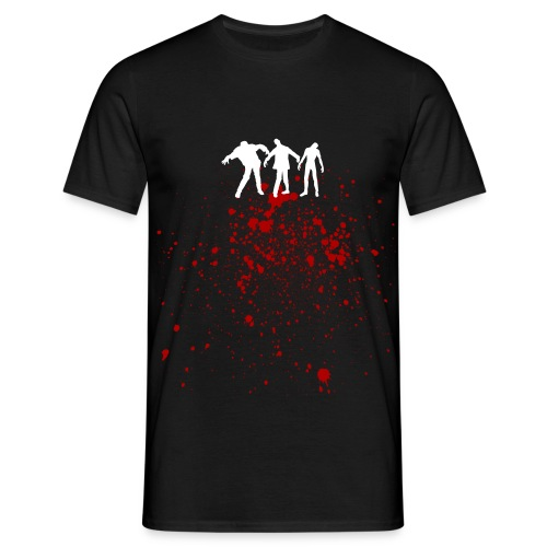 walking death - Männer T-Shirt