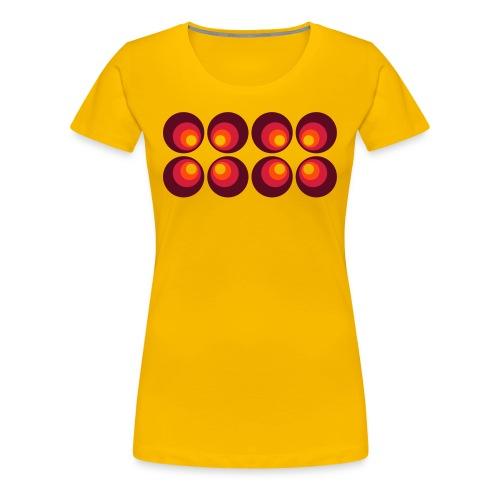 Tshirt Sphere Psyche F - T-shirt Premium Femme