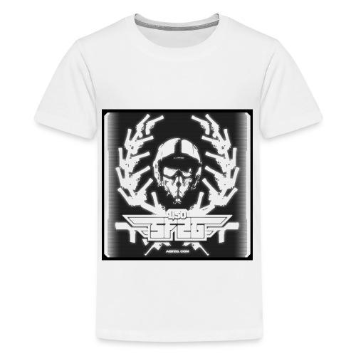 AISFZG Experimentalz - Teenager Premium T-Shirt