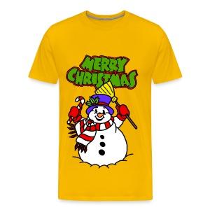 T shirt homme merry christmas - T-shirt Premium Homme