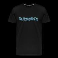 T-Shirts ~ Men's Premium T-Shirt ~ Glitchneto T-shirt (Men's Shirt)