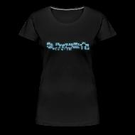 T-Shirts ~ Women's Premium T-Shirt ~ Glitchneto T-shirt (Women's Shirt)