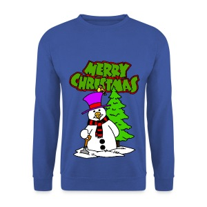 Pull homme merry christmas - Sweat-shirt Homme