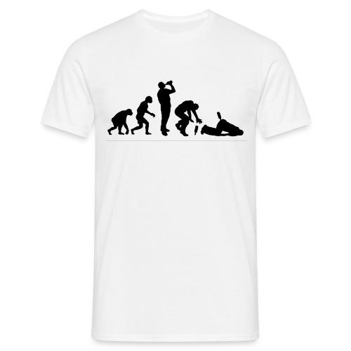 Darwin aurait tord - T-shirt Homme