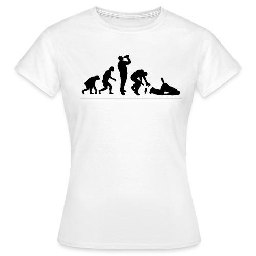 Darwin aurait tord - T-shirt Femme