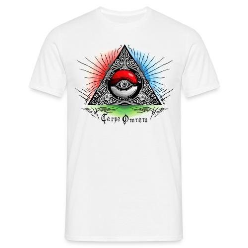 Les Illuminantis les ont tous attrapés - T-shirt Homme