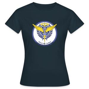 Tee shirt - Soul Religion, Ecusson Tartaris - Femme - T-shirt Femme